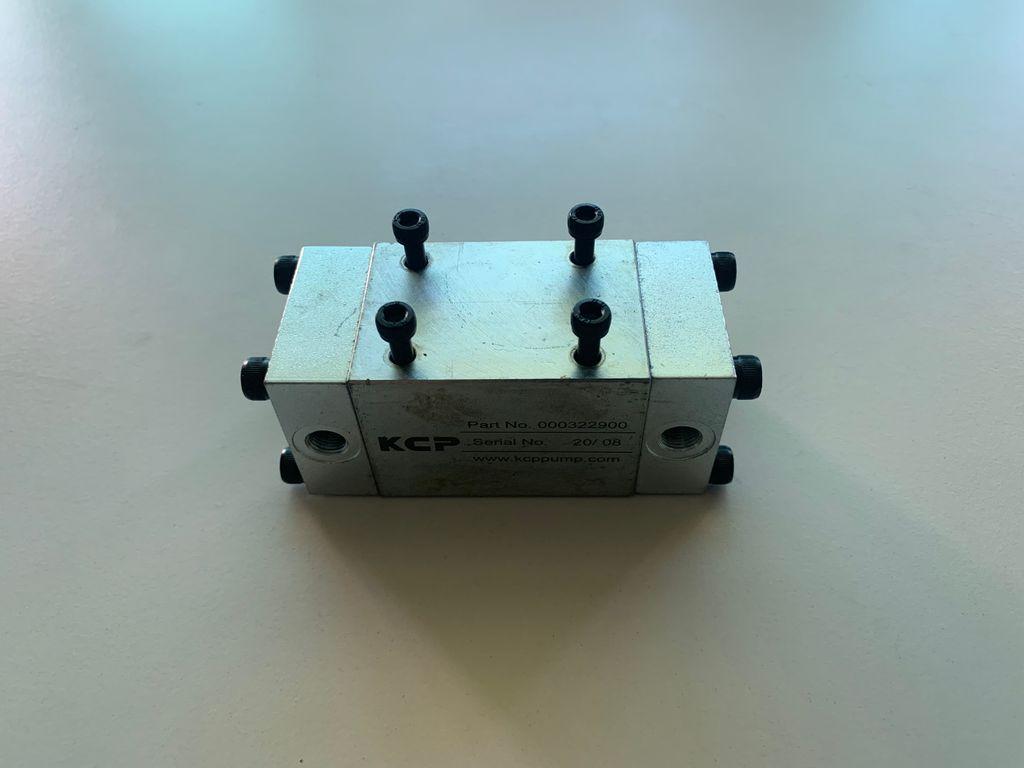 Pilot direction valve - type A