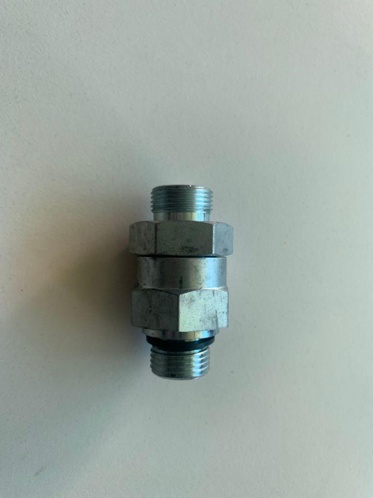 Line check valve