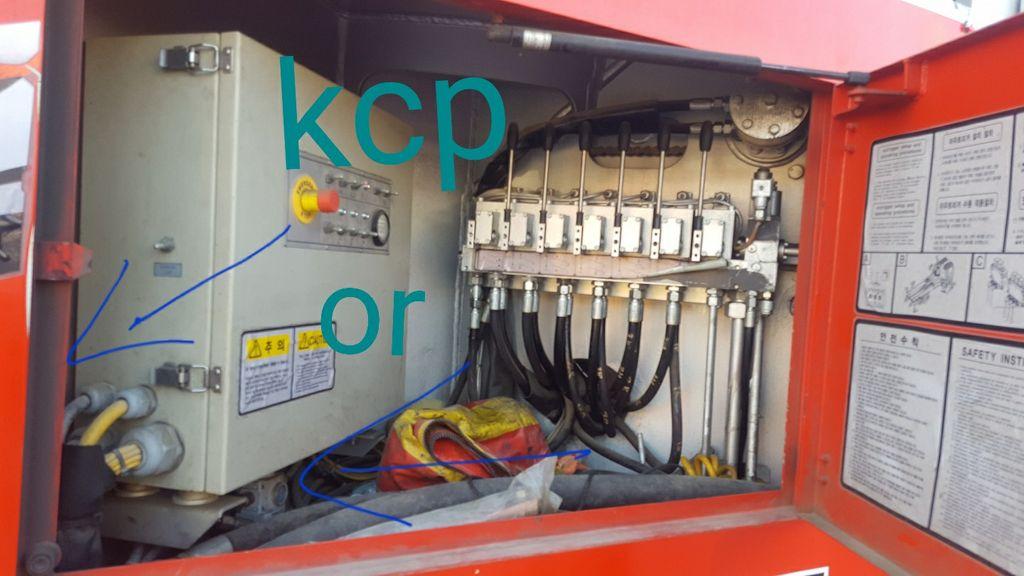 P.T.O air  solenoid valve
